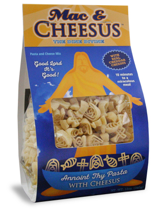 Package of Mac & Cheesus