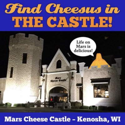 Chicago & Milwaukee - Mars Cheese Castle